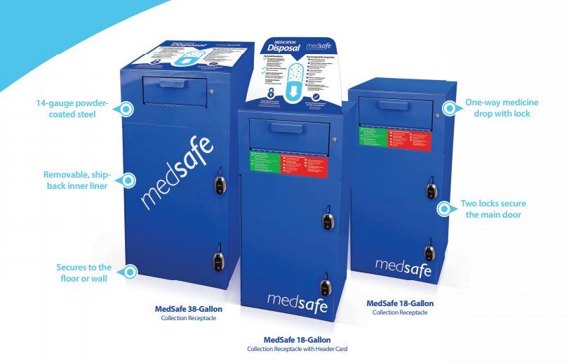 SCSO seeking sponsorships for disposal unit