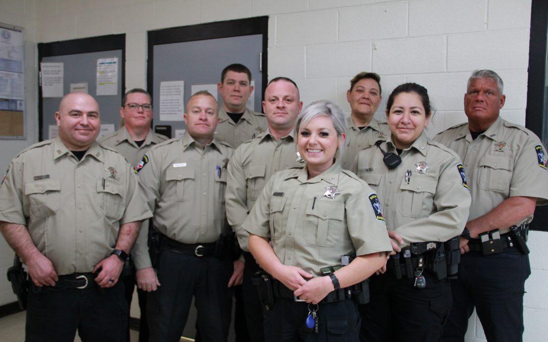SCSO deputies take on a new look