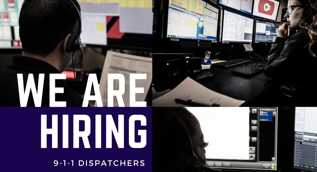 Telecommunications position available at the SCSO