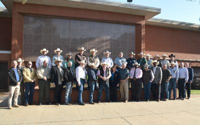 Sheriff Windham attends training at SHSU